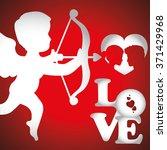 love icon design    Shutterstock .eps vector #371429968