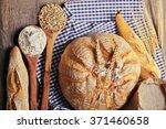 Fresh Baked Bread  Flour  Whea...
