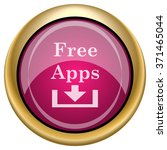 free apps icon. internet button ...