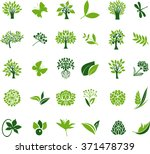 organic icons series | Shutterstock .eps vector #371478739