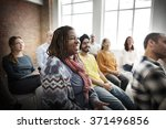 people meeting conference... | Shutterstock . vector #371496856