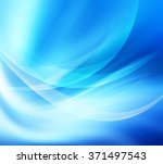 abstract blue background | Shutterstock . vector #371497543