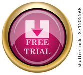 free trial icon. internet...