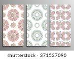 set vintage universal different ...   Shutterstock .eps vector #371527090