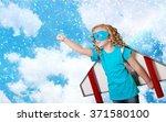child. | Shutterstock . vector #371580100