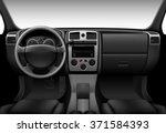 Truck Interior   Inside View O...