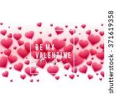 vector confetti falling from... | Shutterstock .eps vector #371619358