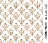 seamless floral pattern for...   Shutterstock .eps vector #371638768
