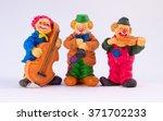 Three Little Clowns