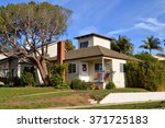 beautiful homes and estates in ...   Shutterstock . vector #371725183