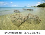 Crab And Lobster Fishing Pots...