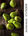 Raw Green Organic Chayote Read...