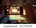 People Use Smartphone Take...