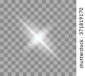 vector glowing light bursts...