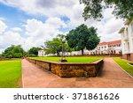 victoria falls  zimbabwe   jan... | Shutterstock . vector #371861626
