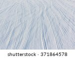 traces from a parachute cord on ...   Shutterstock . vector #371864578