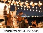Blurry Photo Band Music At Bar...