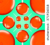 lollipop pattern | Shutterstock . vector #371926018