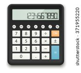 Black Calculator With Standard...