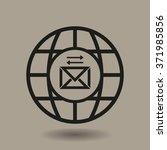 business  icon  vector... | Shutterstock .eps vector #371985856