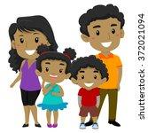 vector illustration set of ... | Shutterstock .eps vector #372021094