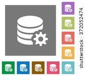 database configuration flat...