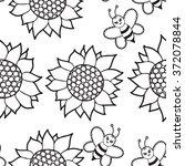 coloring  book.seamless...   Shutterstock .eps vector #372078844