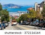 san francisco  california  ...   Shutterstock . vector #372116164