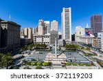 san francisco  california  ... | Shutterstock . vector #372119203