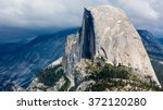 Half Dome In Yosemite National...