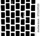 abstract monochrome mesh... | Shutterstock . vector #372129520