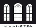 Three Windows   Old Church...