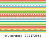 color pattern for design card ... | Shutterstock .eps vector #372173968