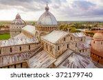 the piazza dei miracoli  piazza ... | Shutterstock . vector #372179740