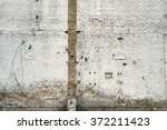 Peeled Worn Brick Wall....