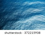 sea surface aerial view | Shutterstock . vector #372215938