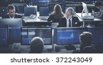 business team investment... | Shutterstock . vector #372243049