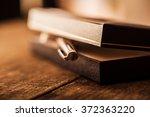 set of business  pen | Shutterstock . vector #372363220