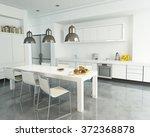 3d rendering of a modern... | Shutterstock . vector #372368878