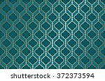 arabic colorful background | Shutterstock .eps vector #372373594