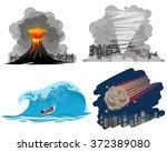 vector illustration image of a... | Shutterstock .eps vector #372389080