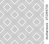 vector seamless pattern.... | Shutterstock .eps vector #372393733