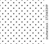 grey polka dot watercolor... | Shutterstock . vector #372465349