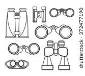 binocular vector set. zoom tool ...