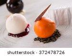 molecular dessert   Shutterstock . vector #372478726