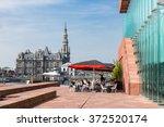 antwerp  belgium   aug 13 ... | Shutterstock . vector #372520174