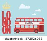 Double Decker Bus Cartoon From...