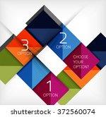 paper style design templates ...   Shutterstock .eps vector #372560074