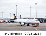 frankfurt  germany   november... | Shutterstock . vector #372562264