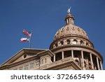 texas capitol building austin | Shutterstock . vector #372665494